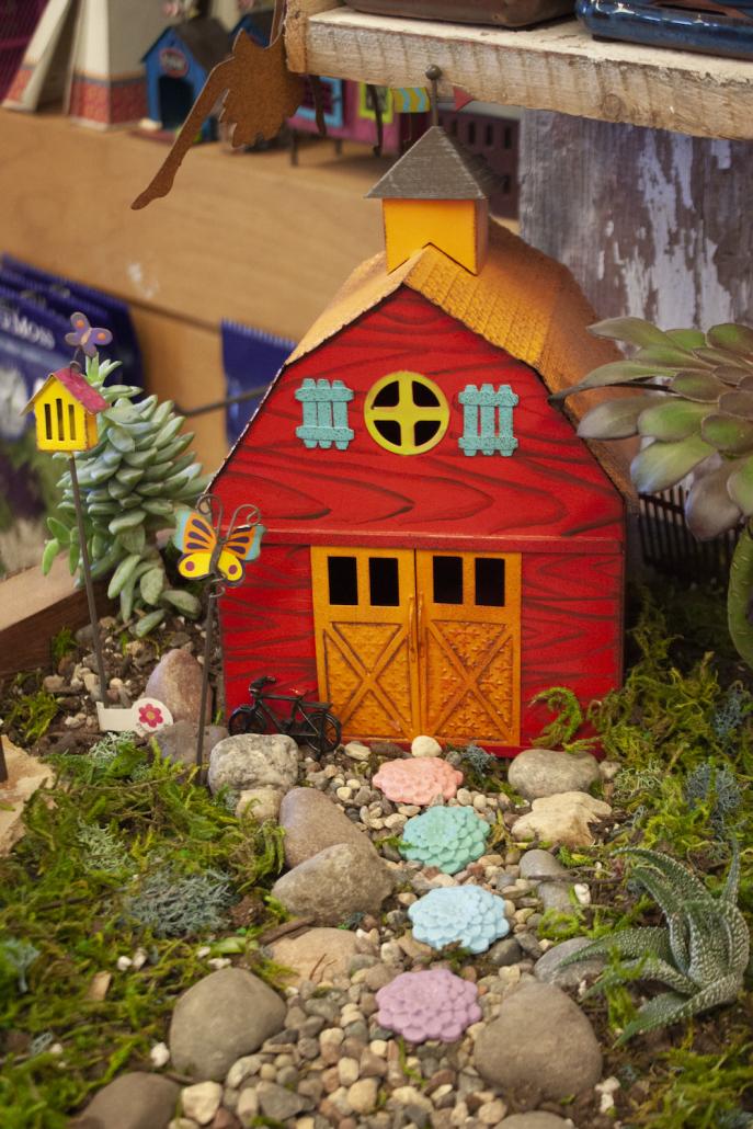 Fairy Barn